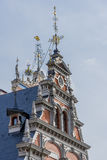 Haus der Mitesser Riga Lizenzfreies Stockfoto