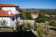 Haus in der Natur, Portugal Stockfotos