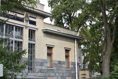 Haus der russischen Ballerina Matilda Kschessinska, Geliebte des Zars Nikolaus II. Lizenzfreies Stockbild
