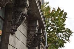 Haus der russischen Ballerina Matilda Kschessinska, Geliebte des Zars Nikolaus II. Lizenzfreie Stockbilder