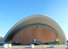 ` Haus dera Kulturen dera obrzęku dom Światowe kultury fotografia stock