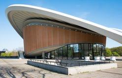 ` Haus dera Kulturen dera obrzęku dom Światowe kultury w Berlin zdjęcia royalty free