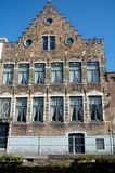 Haus des 17. Jahrhunderts Stockfotos
