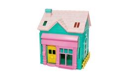 Haus des kleinen Baumusters Lizenzfreie Stockfotos
