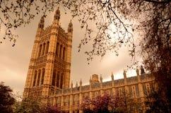 Haus des Parlaments Lizenzfreies Stockbild