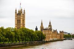 Haus des Parlaments Stockbild