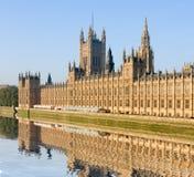 Haus des Parlaments in London Lizenzfreies Stockfoto