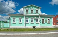 Haus des russischen Verfassers Kuprin Stockfotografie