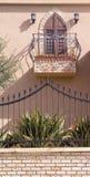 Haus einer Romeo-und Juliet Art Lizenzfreies Stockfoto