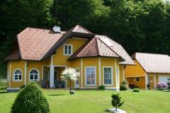 Haus, Einzelhaus Lizenzfreie Stockfotografie