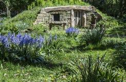 Haus für ein Hobbit Lizenzfreies Stockfoto