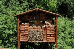 Haus für Insekten Lizenzfreie Stockfotografie