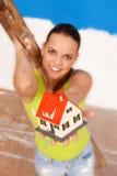 Haus für Sie Stockbilder