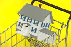 Haus für Verkauf stockfoto