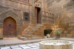 Haus Garys Anderson, Kairo Stockfotografie