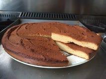 Haus gebackene paleo Torte Lizenzfreies Stockfoto