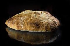 Haus gebackenes Brot Stockbild