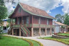 Haus Gramado Brasilien Lizenzfreie Stockbilder