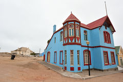 Haus Grunewald - Luderitz, Namibia Royalty Free Stock Images