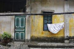 Haus in Hanoi Lizenzfreie Stockfotos