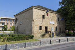 Haus Iasi - Dosoftei Stockfotos