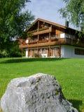 Haus im Bayern Stockbild