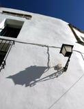 Haus im ibiza Stockfotos