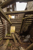 Haus im Qashqani Dorf Lizenzfreies Stockfoto