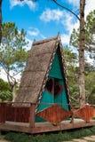 Haus im Tal der Liebe Stockfotografie