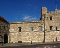 Haus-Kontrollturm des Gottes, Southampton Lizenzfreies Stockfoto