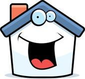 Haus-Lächeln Lizenzfreie Stockfotos