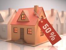 Haus-Liquidation Stockfotos