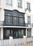 Haus, Lissabon-Stadt Lizenzfreie Stockfotos