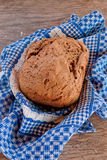 Haus machte Brot Stockfotografie
