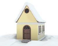 abgedeckt haus mit schnee stock illustrationen vektors klipart 455 stock illustrations. Black Bedroom Furniture Sets. Home Design Ideas