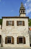 Haus mit kleinen Fenstern Lizenzfreie Stockfotos