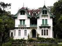 Haus mit sieben Fehlern stockfotos