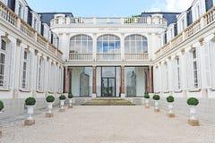 Haus Moet & Chandon-Champagne Stockfotos