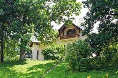 Haus Oblegorek- Henryk Sienkiewicz lizenzfreies stockbild