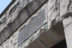 Haus Oregons Vista übersehen Lizenzfreie Stockfotografie