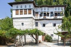 Haus in Pelion Lizenzfreie Stockbilder