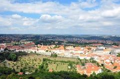 Haus Prag Stockfoto
