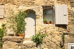 Haus - Provence Lizenzfreie Stockbilder