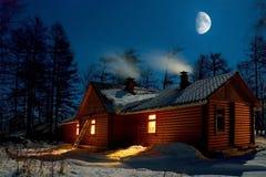 Haus, süßes Haus Stockbild
