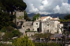 Haus in Süditalien Lizenzfreie Stockbilder