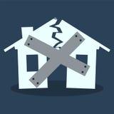 Haus schließen Stockfoto