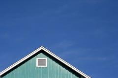 Haus-Spitze Lizenzfreie Stockfotos