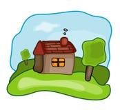 Haus-Tag Stockbilder