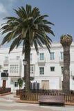 Haus in Tarifa Lizenzfreie Stockfotografie