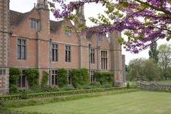 Haus u. Park Charlecote Stockfoto